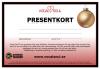 Presentkort i Julklapp! - ladda ner