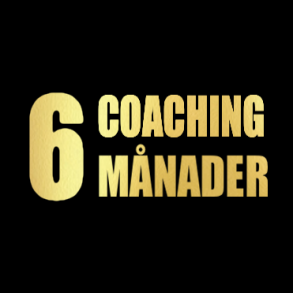 Coaching 6 månader, Annika Holmberg
