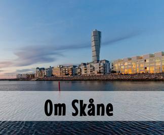 Om Skåne