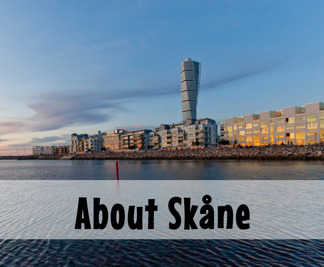 About Skåne