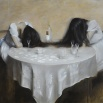 drinking sisters-oil-2014-55x67cm-nick alm