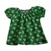 Stina singoallaklänning grön klöver - Stina singoallaklänning stl 104