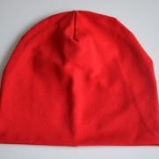 Burken mössa röd