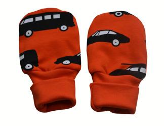 Påsvantar orange med bilar - Påsvantar orange med bilar stl