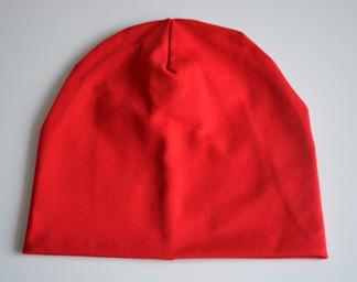 Burken mössa röd - Burken röd stl 44