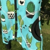 Toker baggydress kaktus