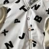 Baggydress bokstäver