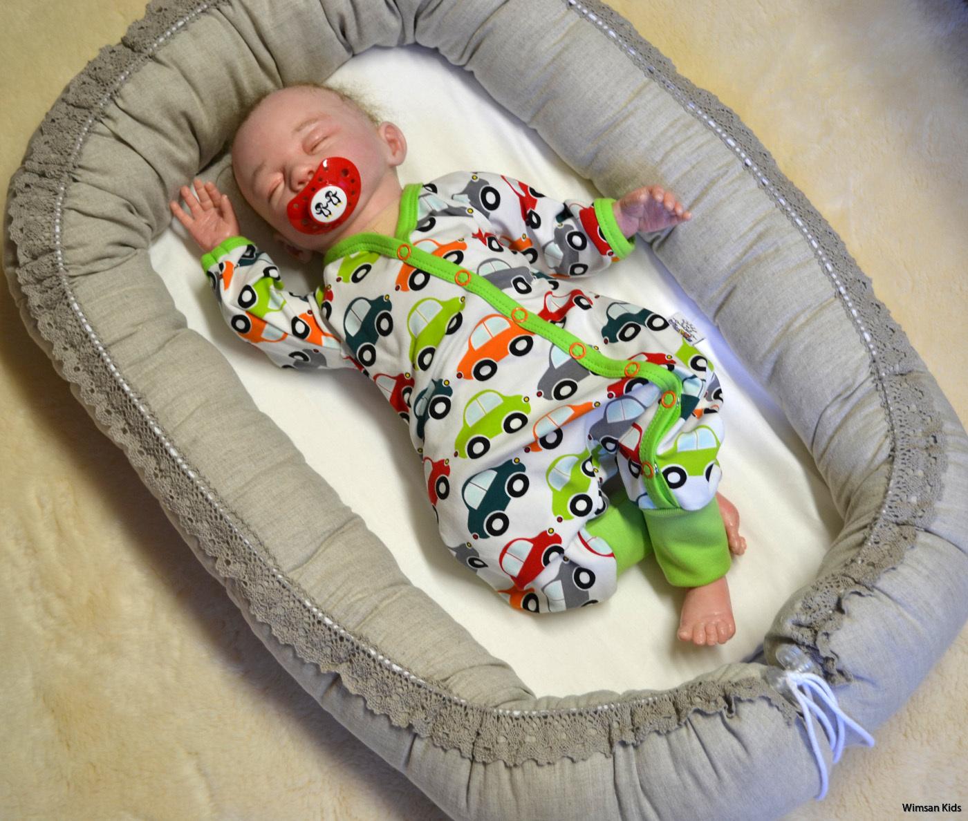 Baggydress bliar för prematurbarn
