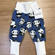 Byxor baby med pandor