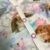 Baggydress prematur kaniner ekologisk bomull