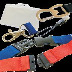 Nyckelband/Logoband tillbehör