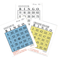 Nummerbricka, Free Play-bricka Typ S