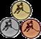 Idrottsmotiv Ishockey