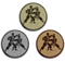 Idrottsmotiv Karate