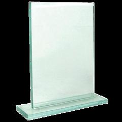 Glasstatyett Diana