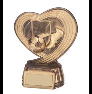 Fotboll Hjärta