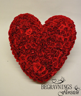 Hjärta - Röda (enligt bild)