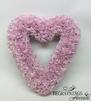 Hjärta - Rosa (enligt bild)