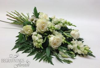Begravningsbukett - Begravningsbukett