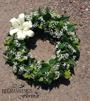 Krans brudslöja - Krans brudslöja & lilja