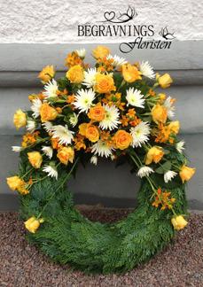 Begravningskrans - Begravningskrans
