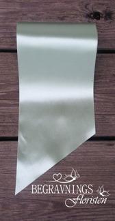 Band Maskintextat Silvergrönt