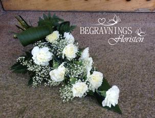 Begravningsbukett