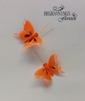 Fjärilar - Fjäril orange