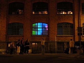By the Window av Mitsuhiro Ikeda. Foto Jannike Brantås.