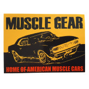 Klistermärke  Muscle Gear