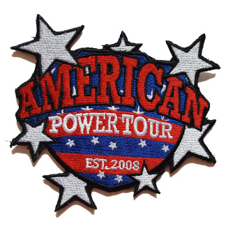 Patch American Power Tour