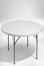 Runda bord sk,bankettbord: 120cm /6pers 160cm / 8-10 pers 180cm/ 10-12 pers