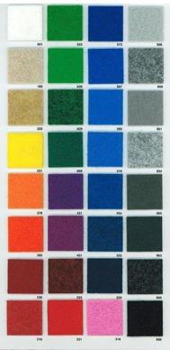 Mässmatta säljes/uthyres Även läggning Finns i flera färger