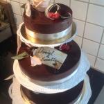 """""""Tårta på tårta"""" kan byggas upp till femvåningar"""