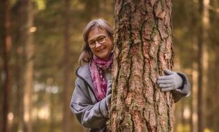 Behandling med healing hos naturterapeut Yvonne Roobol i Falkenberg, Halland