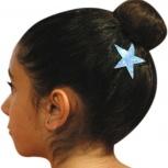 Hårspänne stjärna