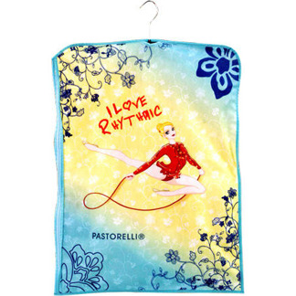 Dräktgarderober - Lucia med rep