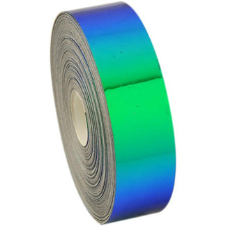 Tejp 11,4m - Blå-Grön