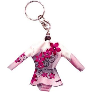Nyckelring Dräkt - Rosa