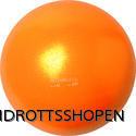 Patorelli boll Ø16 cm orange/glitter