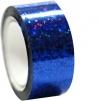 Hologramtejp 11m - Blå