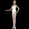 Balettdräkt - Storlek XL Vit