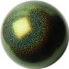 Boll glitter 16 cm, Pastorelli - Svart/glitter