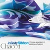 Band 6m Chacott Infinity - Lila/Blå mönstrad