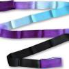 Band 5m flerfärgat - Ljusblå/Lila/Svart