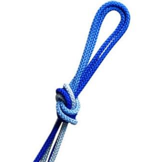 Flerfärgat Rep Pastorelli m stämplad FIG - Blå/Ljusblå