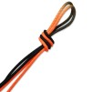 Flerfärgat Rep Pastorelli m stämplad FIG - Svart/orange