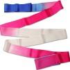 Band 5m flerfärgat - Rosa/vit/blå