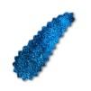 Glitterhårspänne - Blå