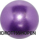 Pastorelli boll Ø18 cm lila glitter